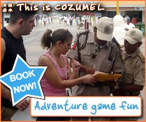 Amazing Cozumel Race